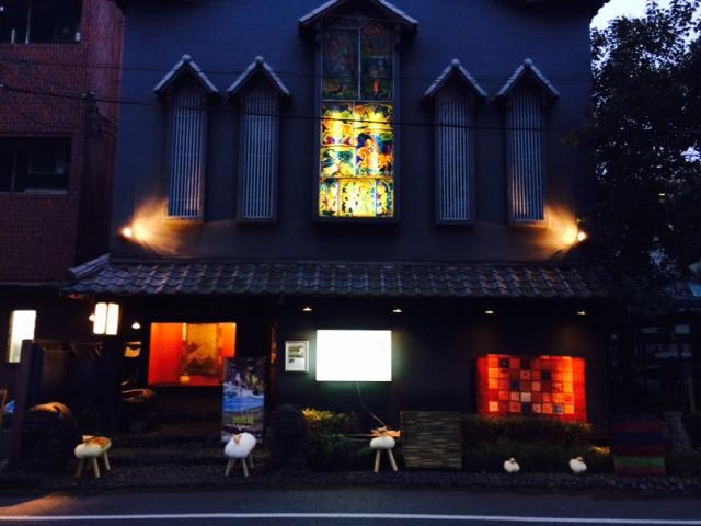 【船橋】 素晴らしい空間でアートギャッベを