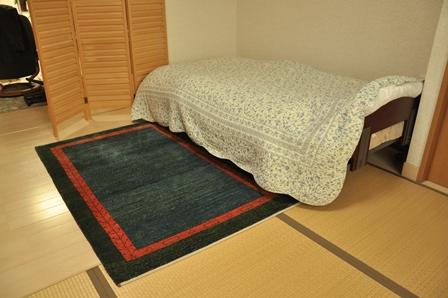 寝室・書斎