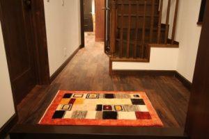 玄関に『絵』を飾る。足元のおもてなし。in 鎌倉