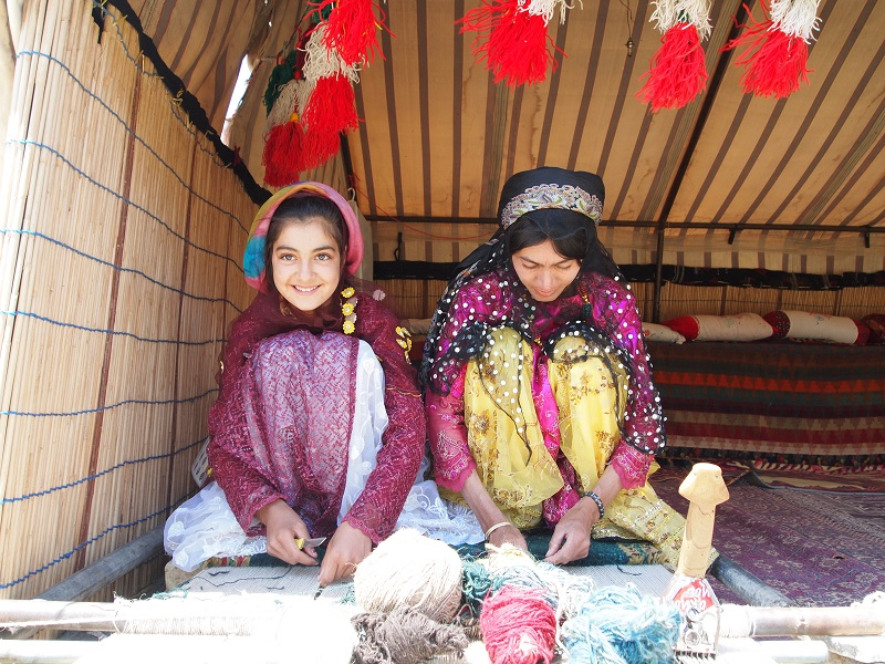 ギャッベ ペルシャ絨毯 マツコの知らない世界 一点物の魅力