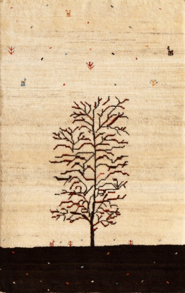 アートギャッベ生命の木画像