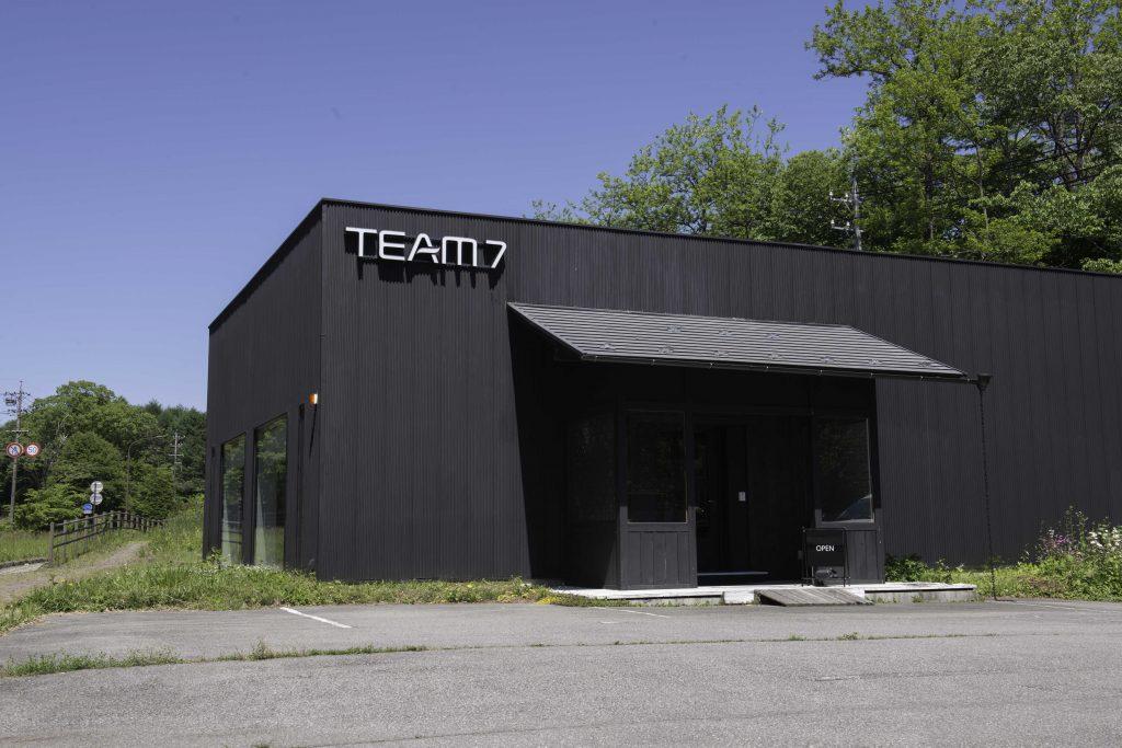 TEAM7店舗 外観