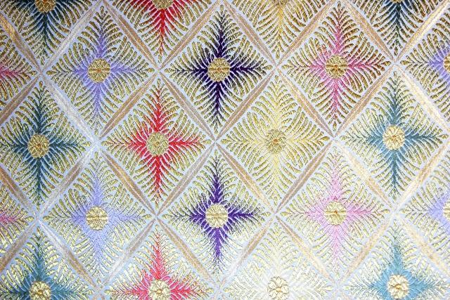西陣織 イメージ